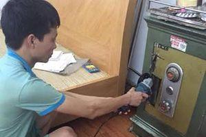 Bắt siêu trộm tuổi teen chuyên đột nhập phá két sắt