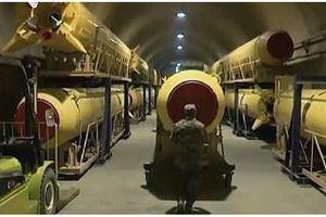 Iran công bố thành phố quân sự dưới lòng đất sẵn sàng chống Mỹ