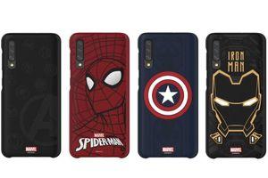 Samsung nhá hàng ốp lưng siêu anh hùng Marvel cho Galaxy A40, A50 và A70