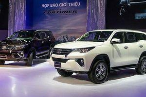 Toyota Fortuner sẽ được lắp ráp tại Việt Nam: 'Bàn đạp' để thống trị phân khúc SUV