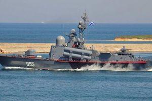 Nâng cấp tên lửa phòng không cho Molniya: Palma hay SeaRAM?
