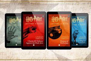 Nhà văn JK Rowling ra mắt 4 tập 'Harry Potter' mới