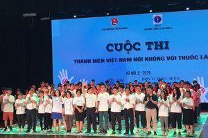 Hơn 1.000 sinh viên Hà Nội cam kết nói không với thuốc lá