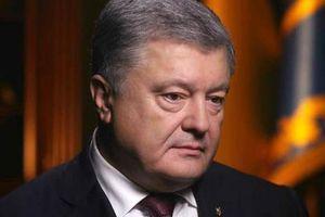 Cựu Tổng thống Ukraine Piotr Poroshenko sẽ gặp rắc rối lớn