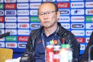 Thầy Park thừa nhận đã sai lầm khi nhận lời dự King's Cup 2019