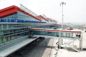 Sân bay Vân Đồn được 'đặc cách' khai thác chuyến bay quốc tế không thường lệ