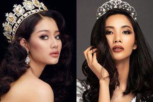 Top 10 Miss Supranational 2016 đăng quang Hoa hậu Hoàn vũ Myanmar 2019, Hoàng Thùy cẩn trọng chung số phận với Khả Trang