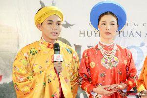 Công bố dự án phim cung đấu 'Phượng khấu': Jun Phạm, Diễm My xinh đẹp bên nghệ sĩ Hồng Đào