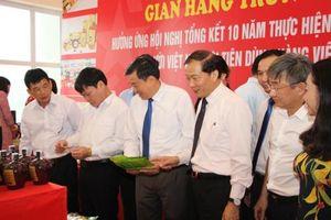 Để người sản xuất hàng Việt tại nông thôn, miền núi sống được với nghề