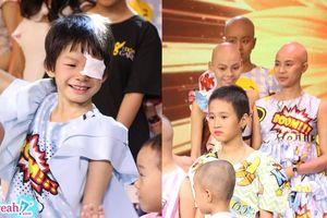 Bệnh nhi ung thư biểu diễn thời trang: Nhìn những gương mặt xinh đẹp ấy, ai nghĩ các em đang mắc bệnh hiểm nghèo