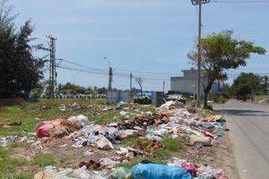 Đà Nẵng: Rác 'bủa vây' quận Liên Chiểu