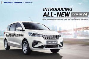 Xe giá rẻ Suzuki Ertiga Tour M giá 267 triệu đồng có gì?