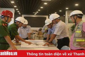 Tăng cường công tác phòng cháy, chữa cháy tại các chung cư, nhà cao tầng