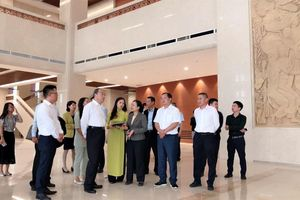 Cung Hữu nghị Việt - Trung sẽ là nơi gặp gỡ hữu nghị Việt Nam - Trung Quốc
