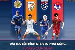 ĐT Thái Lan hội quân cho Kings Cup