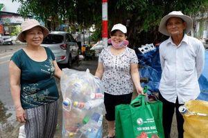 Phụ nữ Đà Nẵng nói không với rác thải nhựa