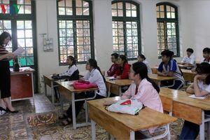 Gần 86.000 học sinh Hà Nội bắt đầu cuộc chạy đua vào lớp 10 công lập