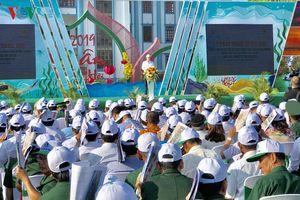 Lễ phát động Quốc gia tháng hành động vì môi trường