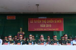 Quân đoàn 4 đạt kết quả cao huấn luyện chiến sĩ mới