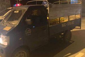 Hi hữu: Để xe ô tô tải ngoài đường bị trộm lấy đi mang bán