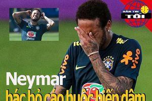 Neymar bác bỏ cáo buộc hiếp dâm, Van Dijk lập kỷ lục khó tin