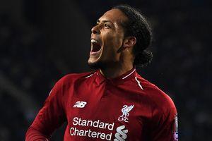 Điểm tựa hàng thủ triệu USD đưa Liverpool lên đỉnh Champions League