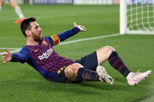 Barca cư xử đẹp sau khi Liverpool đăng quang Champions League