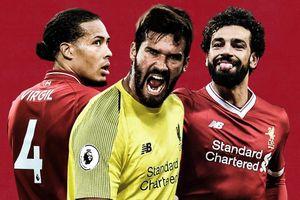 Chấm điểm Liverpool: 'Lữ đoàn đỏ' chỉ đạt mức khá