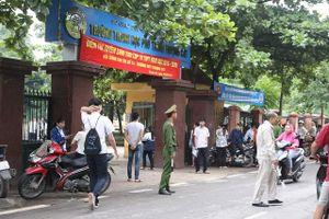 Giao thông thuận lợi trong ngày đầu kỳ thi tuyển sinh vào lớp 10 tại Hà Nội