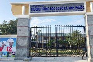 Quảng Ngãi: Giáo viên bị thần kinh dọa dùng lựu đạn 'xử' hiệu trưởng