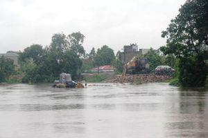 3 lưu vực sông của Hà Nội có nguy cơ ngập úng cao
