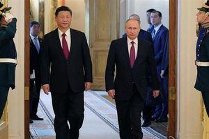 Mỹ khiến Trung Quốc nắm chặt tay Nga