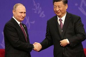 Mỹ 'đẩy' Nga và Trung Quốc xích lại gần nhau hơn