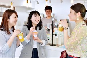 Vì sao trà trái cây kiểu Trung Quốc lại 'gây sốt' ở Nhật Bản?