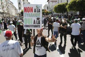 Algeria hủy kế hoạch bầu tổng thống do ứng cử viên không đáp ứng đủ điều kiện
