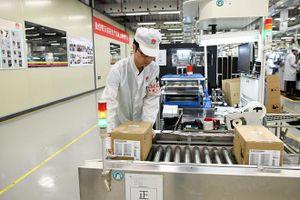 Hoạt động sản xuất smartphone Huawei quay trở lại
