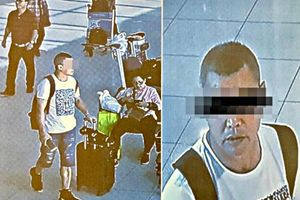 Hai người Trung Quốc bị bắt vì lấy cắp hành lý của người Việt ở Thái Lan