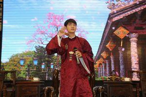 Không học đại học, Cao Bá Hưng 'tái xuất' với ca khúc trong phim 'Phượng khấu'