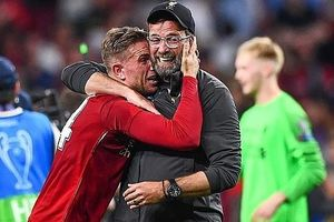 Liverpool lên đỉnh châu Âu