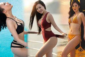 'Bỏng mắt' với ảnh bikini của 3 mỹ nhân phim truyền hình khung giờ vàng