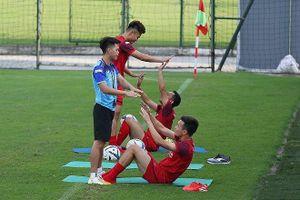 Cầu thủ xé lưới U23 Thái Lan lỡ cuộc 'tập trận' với Myanmar