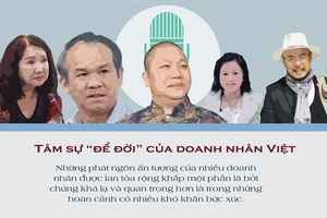 Đại gia Việt lúc vận hạn: Chỉ mong 2 chữ bình an