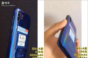 Độ pin Xiaomi Mi 9 từ 3.300mAh lên 6.500mAh