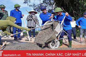 Hà Tĩnh tiếp tục huy động nguồn lực xây dựng nông thôn mới