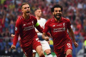 Liverpool vô địch Champions League