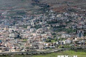 Israel: Hai quả rocket phóng từ Syria nhằm vào Cao nguyên Golan