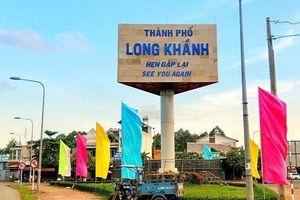 Long Khánh chính thức trở thành thành phố thứ 2 của tỉnh Đồng Nai