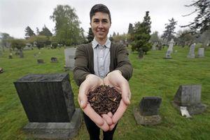 Kinh ngạc nơi cho phép ủ xác người làm... phân bón