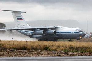 Phát hiện máy bay vận tải 'khủng' chở vũ khí hạng nặng của Nga đến Syria