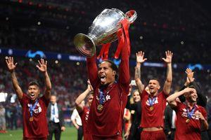 Đằng sau lễ đăng quang Champions League